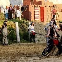 Der Ölprinz - Festspiele Burgrieden 2016 / Foto Matthias Wahlenmayer