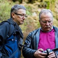 Herbstliche Fotoexkursion / Foto: Peter Jansen