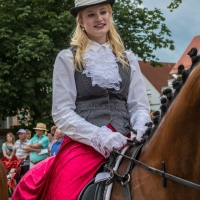 Laupheimer Kinder- und Heimatfest 2016 / Foto Dirk Zimmermann
