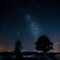Karin Garcia - Astrofotografie -Milchstraße