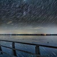 Heinz Gerhard Ott - Astrofotografie - Startrails