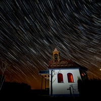 Werner Schad - Astrofotografie- Startrails