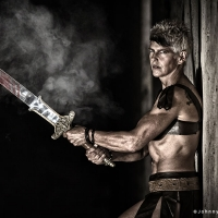 amazone warrior / Johnny Krüger