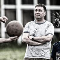 the ball / Johnny Krüger