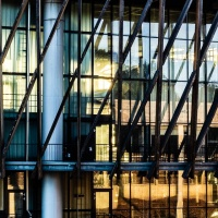 Architektur im Gegenlicht / Peter Jansen