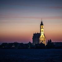 Kirche Steinhausen / Peter Jansen