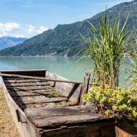 Lago-di-Mezzola / Peter Jansen