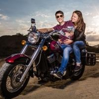 Motorradshooting / Peter Jansen